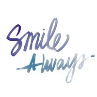 Smile Always Fine Art Print