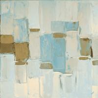 Muted Rhizome Square I Fine Art Print
