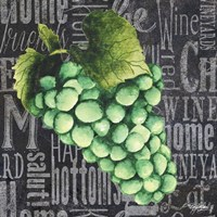 Wine Grapes II Fine Art Print