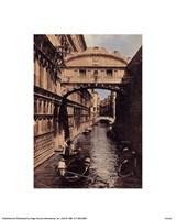 """Venezia Ponte Dei Sospiri by Linda Stubbs - 8"""" x 10"""""""