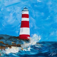 The Lighthouses II Fine Art Print