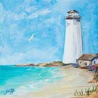 The Lighthouses III Fine Art Print