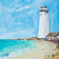 The Lighthouses III Fine Art Print