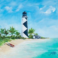 The Lighthouses IV Fine Art Print