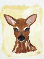 Dear Deer Fine Art Print