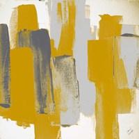 Prevailing Gray Square II Fine Art Print