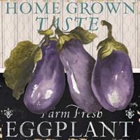 Vegetable Farm Fresh IV Fine Art Print