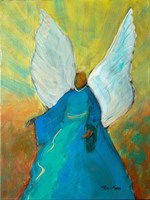 Guardian Angel Fine Art Print