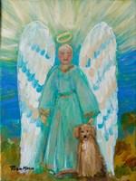 My Angels Fine Art Print