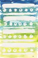 Watercolor Pattern IV Fine Art Print