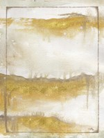 Fog Abstract I Framed Print