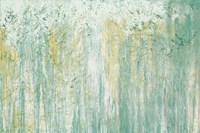 Teal Ambient Surround Fine Art Print