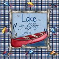 On the Lake I Fine Art Print