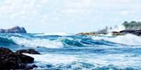 Cool Beach II Fine Art Print