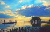 Lake Dora Sunset Fine Art Print