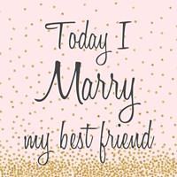 Marry Hearts II Fine Art Print