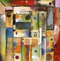Chargalls Puzzle Fine Art Print