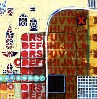 Crossowrds Fine Art Print