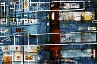 Damiens Push Fine Art Print