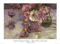 Springtime Reflection Fine Art Print