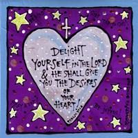 Your Heart Fine Art Print