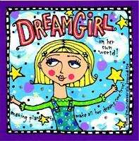 Dream Girl Fine Art Print