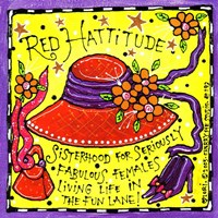 Red Hattitude Fine Art Print