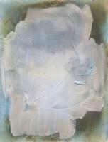 Texture - White Fine Art Print