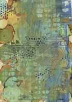 Texture - Green Fine Art Print
