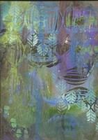 Texture - Cool Fine Art Print
