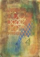 Texture - 4 Fine Art Print