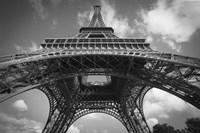 Eiffel 7 BW Fine Art Print