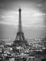 Eiffel Tower  5 Fine Art Print