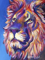 Lion - Cecil Fine Art Print