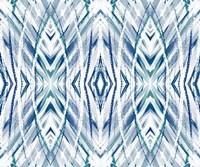 Blue Streaks II Fine Art Print