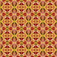 Geometric Cubism Fine Art Print