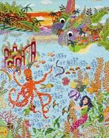 Mar Sol Fine Art Print
