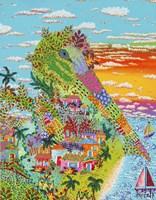 Pelican Miracle Fine Art Print