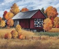 Americana Quilt Fine Art Print