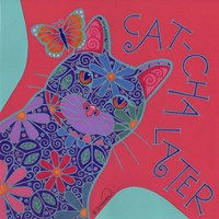 Cat IV Fine Art Print