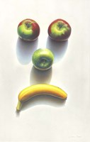 Sad Fruit Fine Art Print