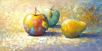 3 Apple Fine Art Print