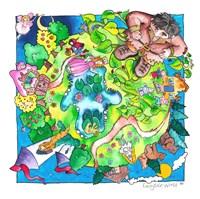 Fairytale World Fine Art Print