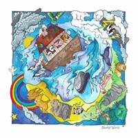 Noah's World Fine Art Print