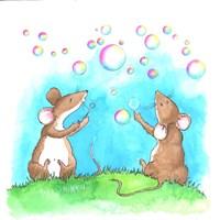 Bubble And Squeak Fine Art Print