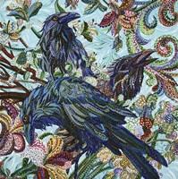 3 Birds Fine Art Print