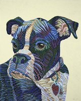 Boxer Portrait Fine Art Print