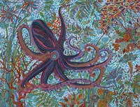 Octopus Fine Art Print