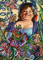 A Lovely Bouquet 1 Fine Art Print