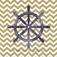 Ship Wheel 2 Fine Art Print